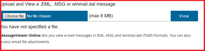 How to Open MSG File Without Outlook to View  msg Message